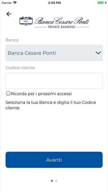 BancaPontiMobile screenshot-3