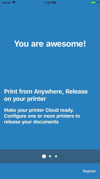 Smart Printer - Cloud Ready