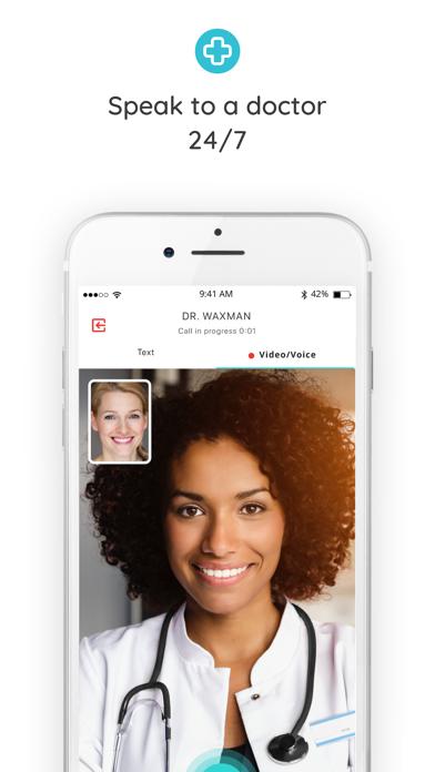 Screenshot for HealthTap in New Zealand App Store