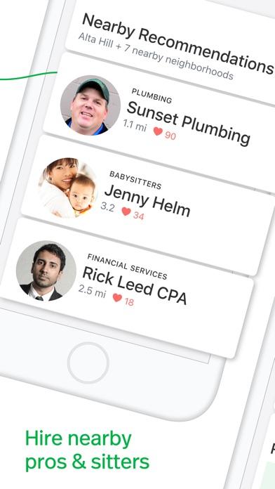 download Nextdoor - Neighborhood App apps 2