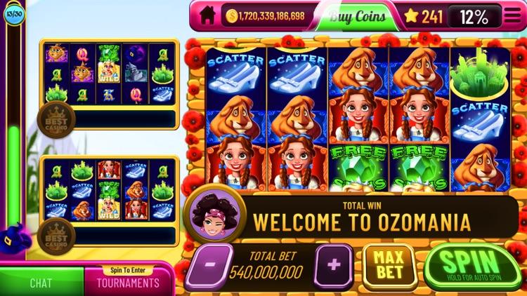 Best Casino Vegas Slots Game screenshot-5