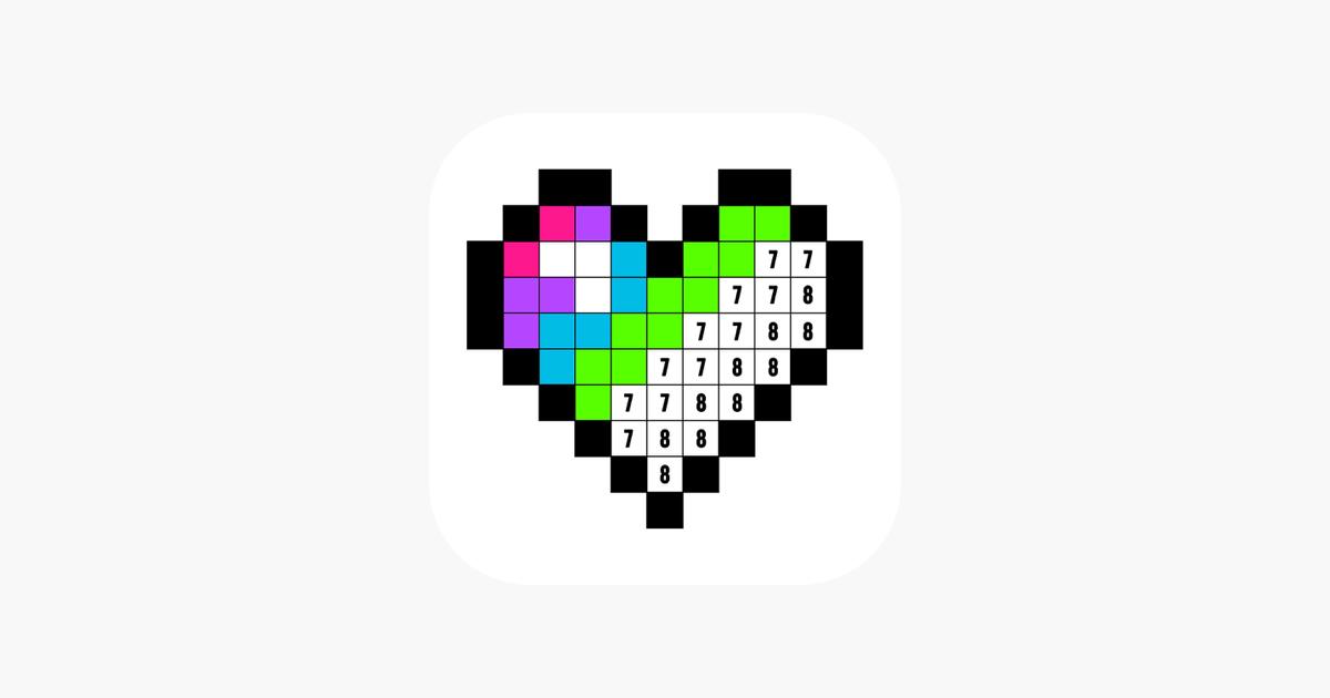 Malen Nach Zahlen Malbuch Im App Store