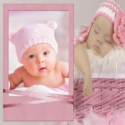 Baby Photo Frames Deluxe