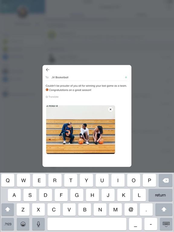 iPad Image of Remind: School Communication