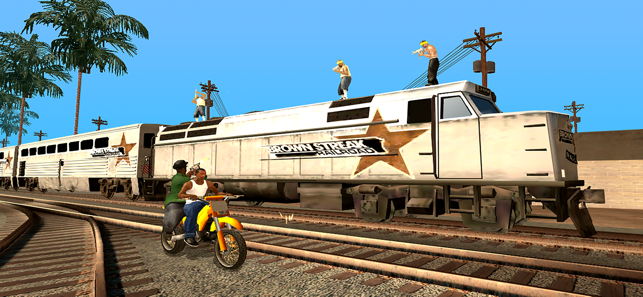 ‎Grand Theft Auto: San Andreas Screenshot