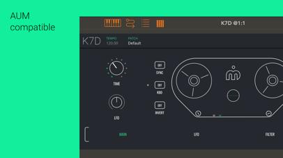 K7D - Tape Delay