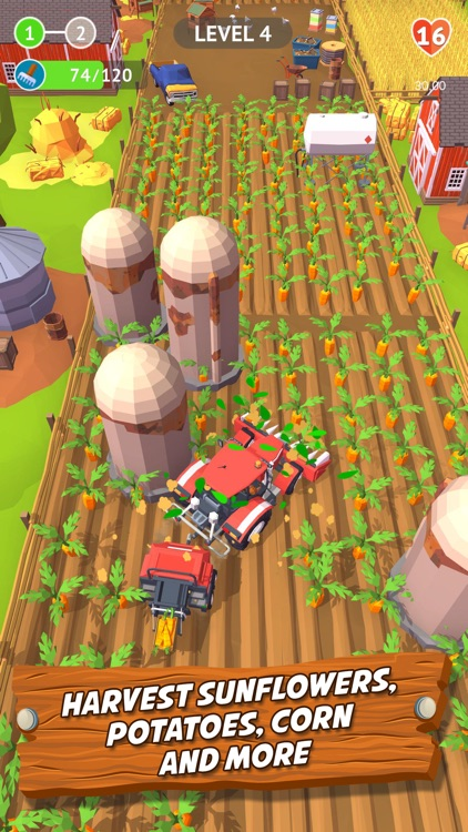 Farm Rush screenshot-1