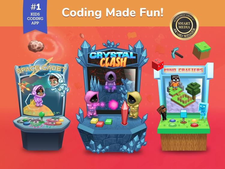 Tynker. Fun Coding for Kids screenshot-0