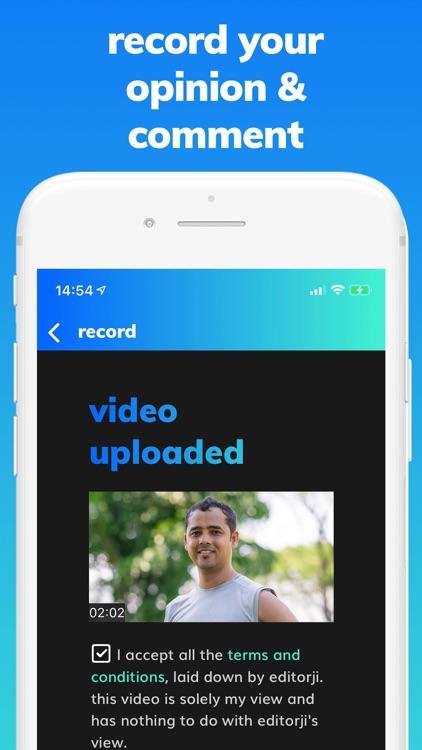 editorji – Latest Video News screenshot-7
