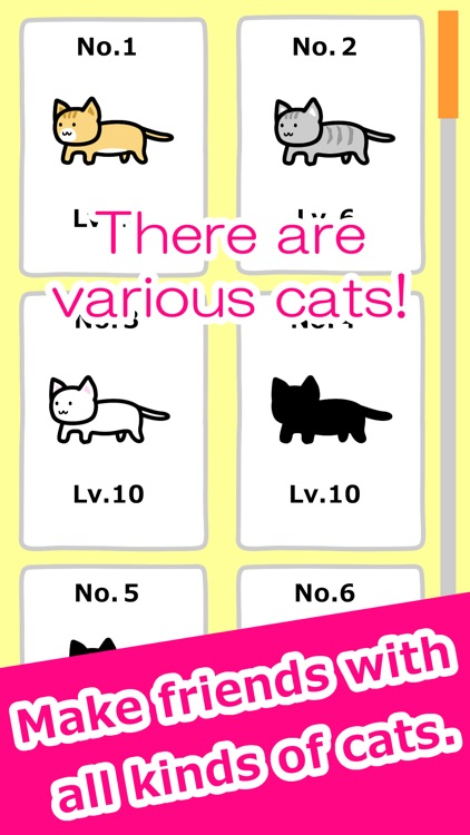 Play with Cats - relaxing game screenshot-3