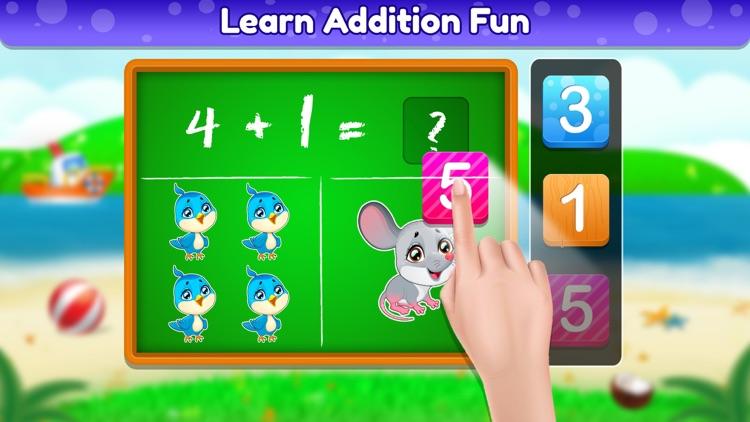 Kids Easy Math Learning Game screenshot-4