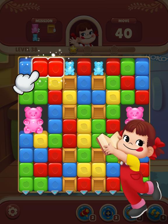 ペコちゃんブラスト Peko Blast : Puzzleのおすすめ画像7
