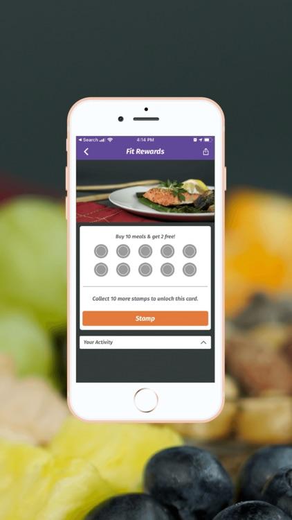 Fit2Go- Meals to your door! screenshot-3