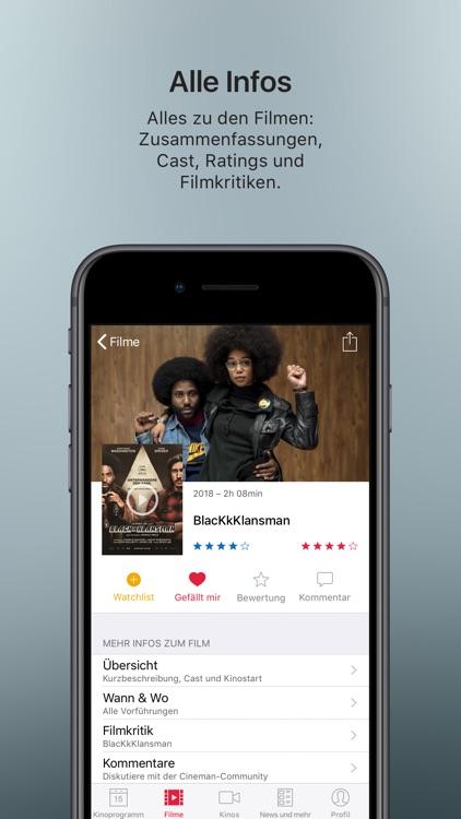 Cineman – Kinoprogramm & Filme