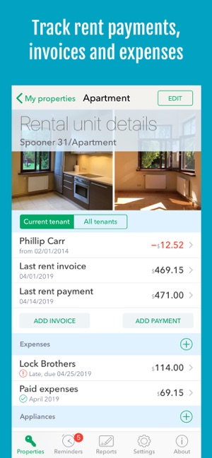 Landlordy Property Management on the App Store
