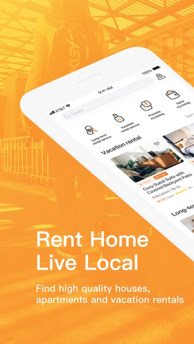 Yirental Homes for Rent screenshot one