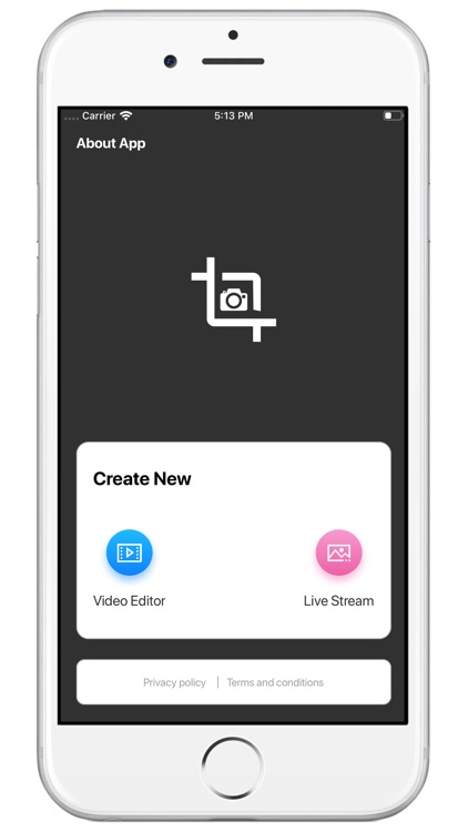 Screen Broadcast-Video Editing