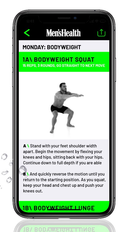 World's Fittest App screenshot-4