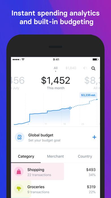 Revolut - Spend, Send, Exchange screenshot