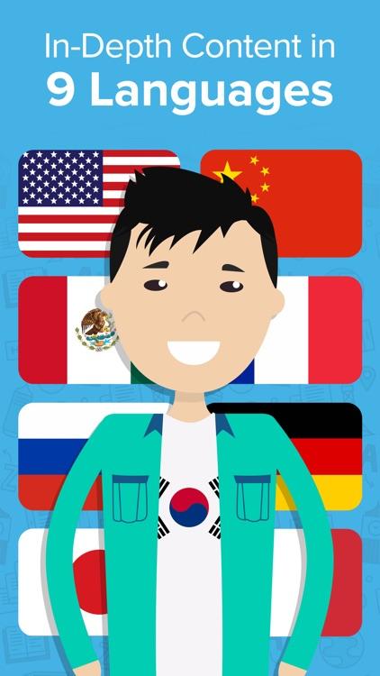 FluentU: Language Learning App screenshot-4