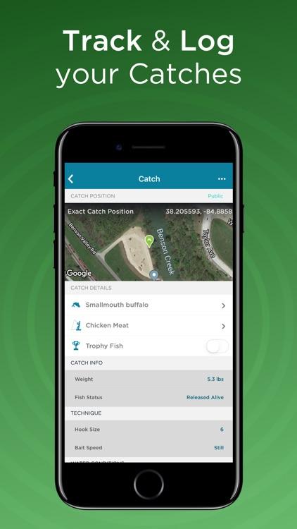 Fishing Spots - Official App screenshot-4