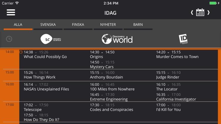 IPTV screenshot-2