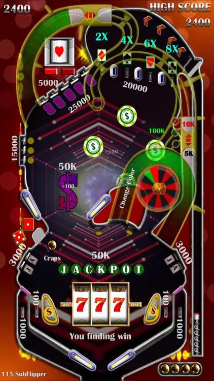 Pinball Flipper Classic Arcade screenshot-4