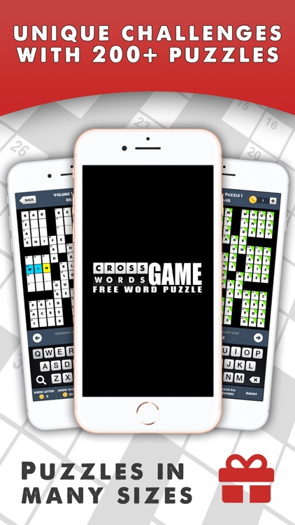 Crosswords Games - Word Puzzle