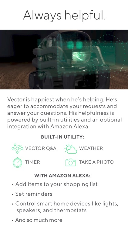 Vector Robot screenshot-2