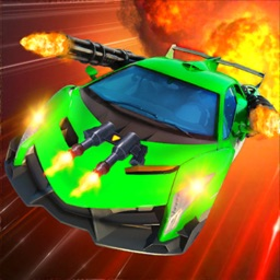 Metal Car Shooting Games 3D