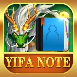 YIFAnote