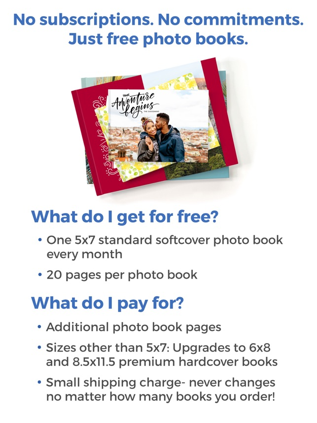 Freeprints Photobooks On The App Store