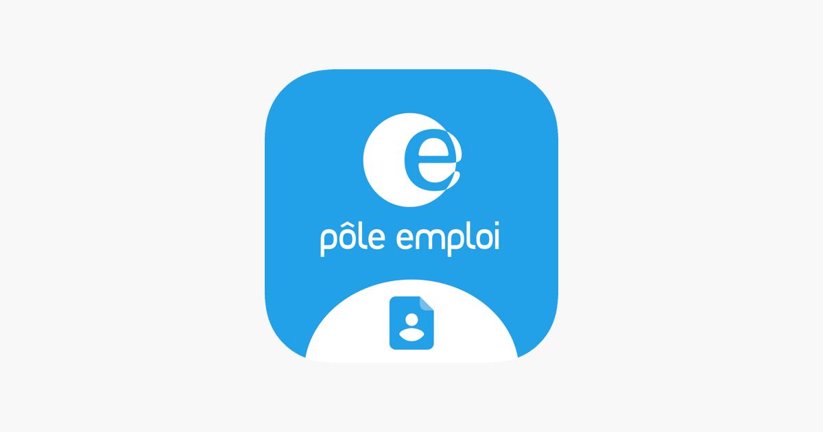 Mon Espace Pole Emploi Dans L App Store