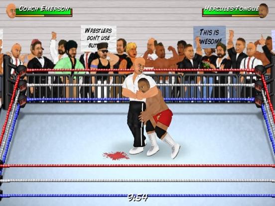 Wrestling Revolution (Free) screenshot