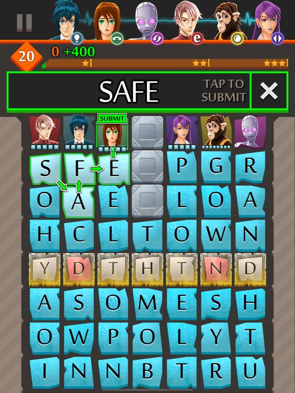 Highrise Heroes Word Challenge screenshot 12