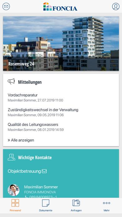 messages.download Meine Foncia - Unicenter Köln software