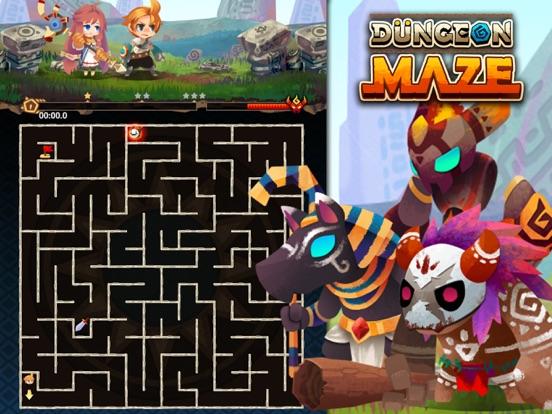 Dungeon Maze.io screenshot 9
