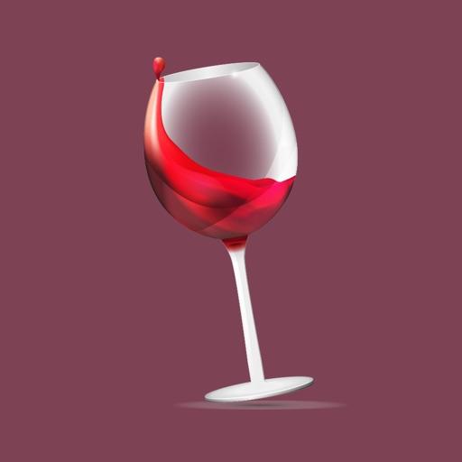 Tasty Wine Stickers