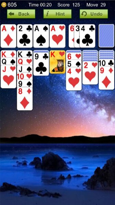 Solitaire Mania™ screenshot three