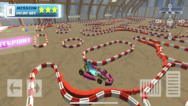 3D Go Kart Racing SIM screenshot-3