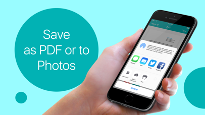Scanner PDF – Scan Documents app image