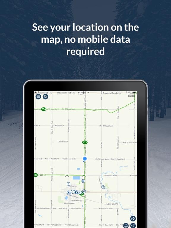 Snowmobile Manitoba 2019-2020 screenshot 7