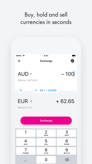 Screenshot for Revolut - Radically Better in Malaysia App Store