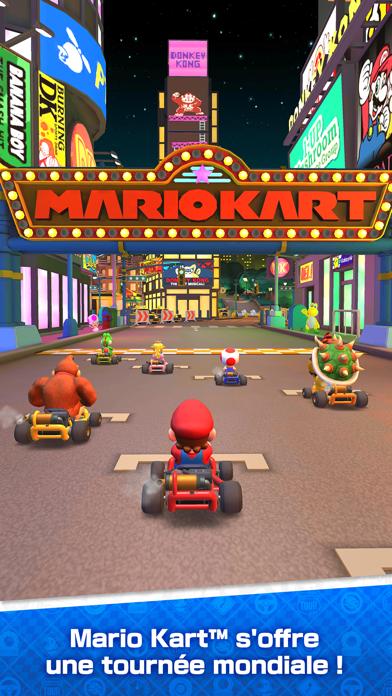 Mario Kart Tour sur pc