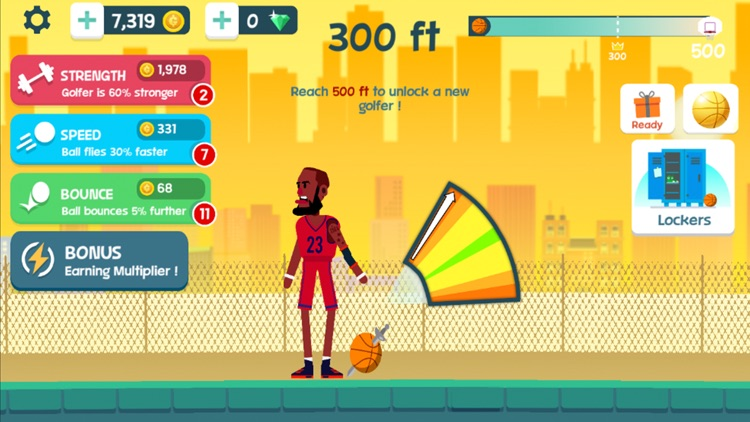Basketball Orbit screenshot-1