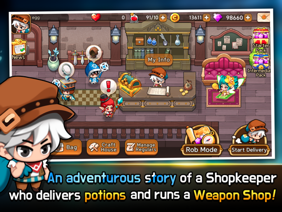 Dungeon Delivery screenshot 10