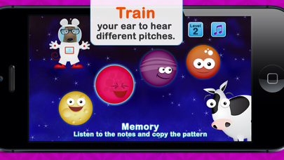 Musical Me! - Kids Songs Music screenshot three