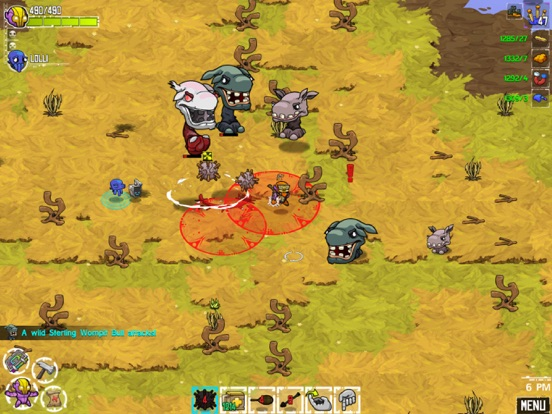 Crashlands - Playond screenshot 9