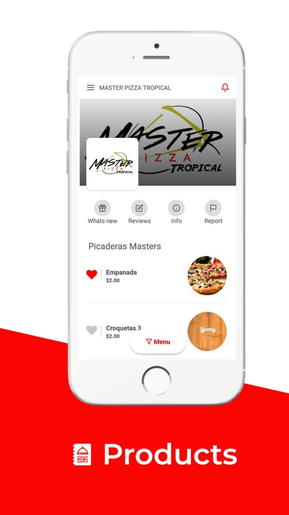 Master Pizza 978