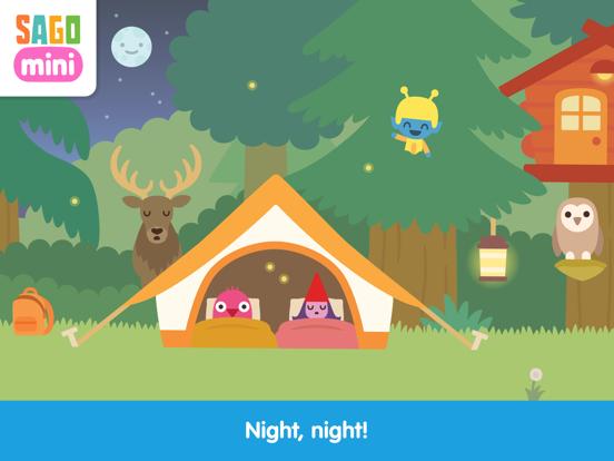 Sago Mini Camping screenshot 13